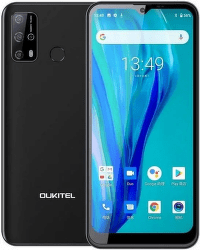 Oukitel C23 Pro 64 GB čierny