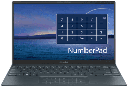 Asus ZenBook 14 UX425EA-KI358T sivý