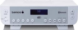 Lenco KCR-200 biele kuchynské rádio