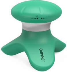 Naipo MGPC-101MM masážny prístroj zelený