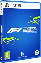 F1 2021 - PS5 Hra