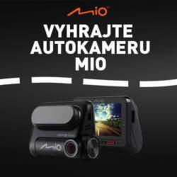 Vyhrajte autokameru Mio