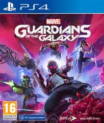 Marvel's Guardians of the Galaxy PS4 hra