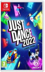Just Dance 2022 - Nintendo Switch hra