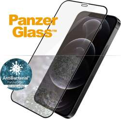 PanzerGlass Case Friendly AB tvrdené sklo pre Apple iPhone 12/12 Pro, čierna