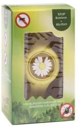 Power+ BraceMosq Kvet LED repelentný náramok