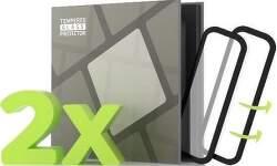 Tempered Glass Protector 3D tvrdené sklo pre Samsung Galaxy Fit2 čierna (2 ks v balení)