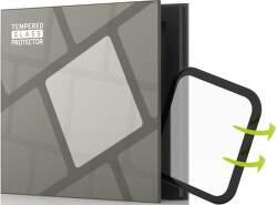Tempered Glass Protector 3D tvrdené sklo pre Apple Watch 4/5/6/SE 44mm čierna