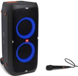 JBL PartyBox 310 + mikrofón čierny