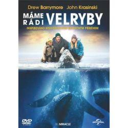 Máme radi veľryby - DVD film