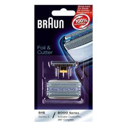 Braun CombiPack Series5 - 51S planžeta + nôž