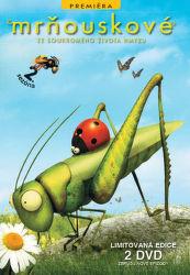 DVD F - Mrňouskové  2 DVD lim. Edicia