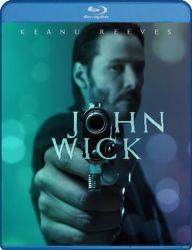 John Wick (Chad Stahelski, David Leitch, Keanu Reeves) - film na Blu-ray