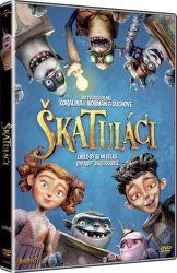 Škatuláci, The Boxtrolls (Anthony Stacchi, Graham Annable) - film na DVD