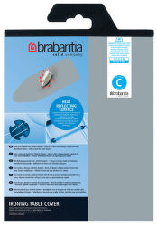 Brabantia 136702 124x45 C poťah na žehliacu dosku