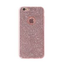 PURO kryt iPh 6/6s Shine Cover (ružová)