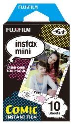 Fujifilm Instax Mini Comic, 10ks