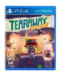 Tearaway Unfolded - PS4 hra