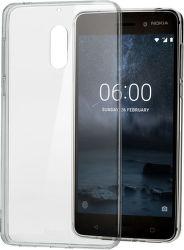 Nokia Slim Crystal Clear pre Nokia 6, transparentné