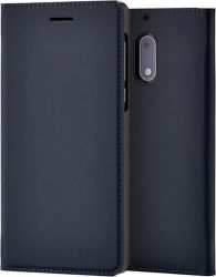 Nokia Slim knižkové puzdro pre Nokia 5, modrá