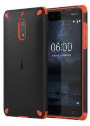 Nokia Rugged Impact Case pre Nokia 6, oranžovo čierne