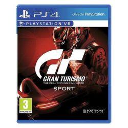 Gran Turismo Sport - PS4 hra