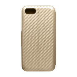 Mobilnet knižkové puzdro pre iPhone 7/8, zlatá