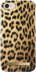 iDeal of Sweden Fashion puzdro pre iPhone 8/7/6S, Leopard