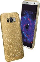 SBS Sparky Glitter puzdro pre Samusng Galaxy S8 Plus, zlatá