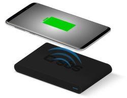 SBS Qi Fast Charge nabíjacia podložka, čierna