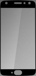 Qsklo ochranné sklo pre Moto X4, čierna