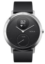 Nokia Steel HR 40mm čierne
