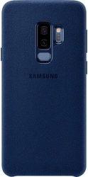 Samsung Alcantara pre Samsung Galaxy S9+, modré