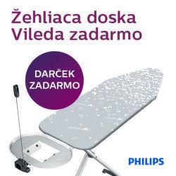 Darček k parným generátorom Philips