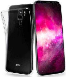 SBS Skinny puzdro pre Samsung Galaxy S9, transparentné