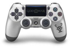 Sony DualShock 4 v2 God Of War