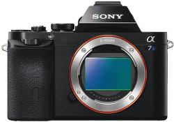 Sony Alpha A7S telo