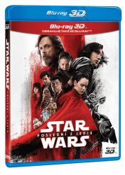 Star Wars: Poslední z Jediů (3D + 2D + bonus) - 3x Blu-ray film