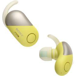 Sony WF-SP700N žlté