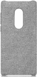 Alcatel Textile & Hard puzdro pre Alcatel 5, šedé