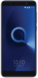 Alcatel 3X 5058I modrý