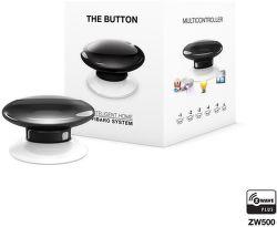 Fibaro Button čierne tlačidlo (FGPB-101-2)