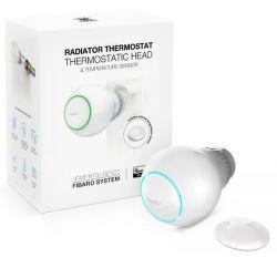 Fibaro radiátorová hlavica (FIB-HEAT-START) + teplotný senzor