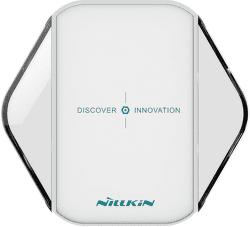 Nillkin Magic Cube Fast Charge bezdrôtová nabíjačka, biela