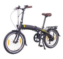 EcoBike Tourism skladací E-bicykel