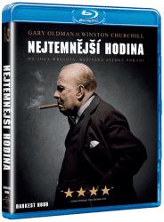 Nejtemnější hodina - Blu-ray film