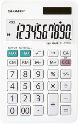 Sharp EL-377W - Stolová kalkulačka