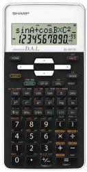 Sharp EL-531THWH (čierno-biela) - Vedecká kalkulačka