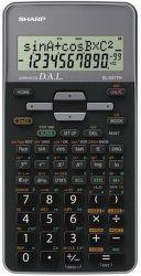 Sharp EL-531THGY (čierno-šedá) - Vedecká kalkulačka