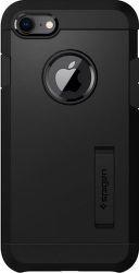 Spigen Tough Armor 2 puzdro pre Apple iPhone 7/8, čierne